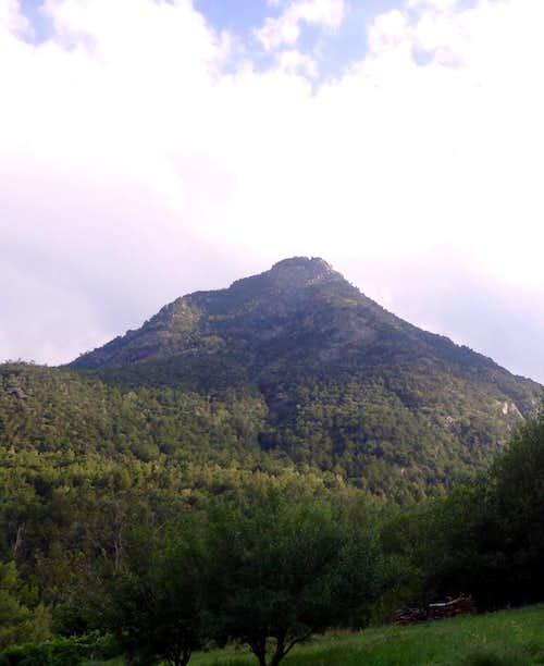 Mont Saint Julien Northern Wall 2013