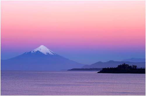 Volcán Osorno and Lago...