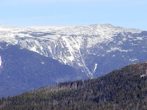 View to Tuckerman\'s