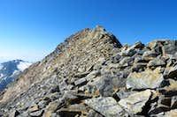 Schussgrubenkogel north ridge