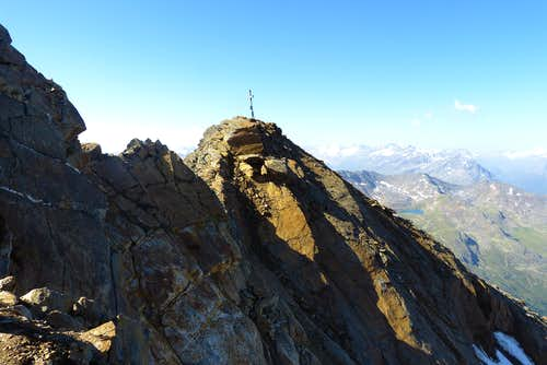 Schussgrubenkogel summit