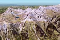 Flight simulated image of...