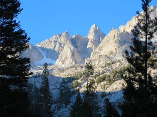 Matterhorn Peak via Horse Creek Canyon and Southwest Slope