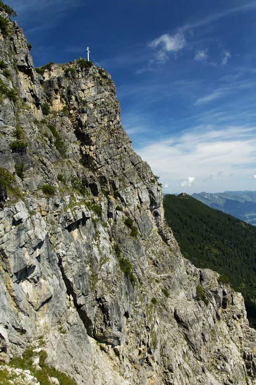 Schillerkopf summit