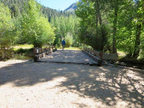 First Bridge to Horse Creek Canyon Trail