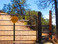 Trail Junction for S Chalone