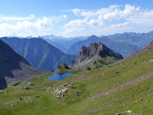 Consaterre lakes