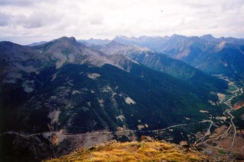 July 4, 2002 Sultan Mountain...
