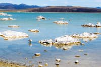 Paoha Island at Mono Lake