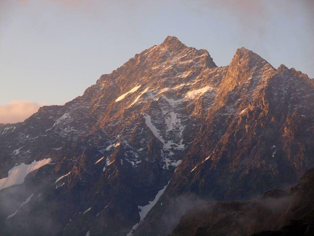Hangendgletscherhorn (3292m)