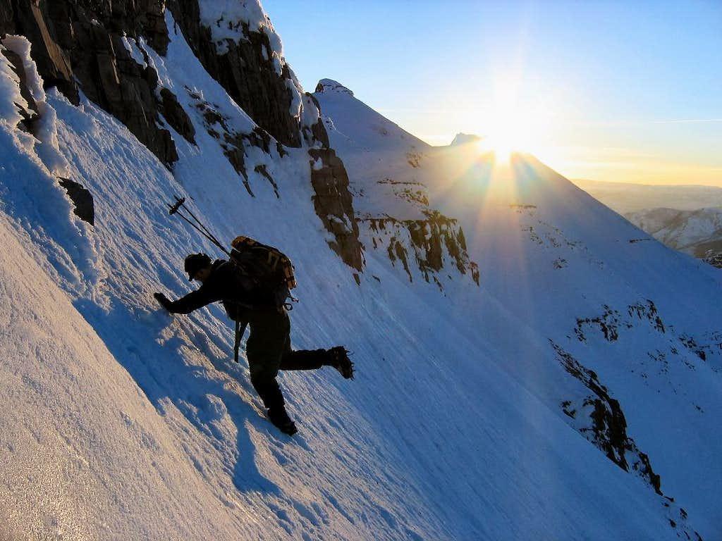 Timpanogos Everest Ridge