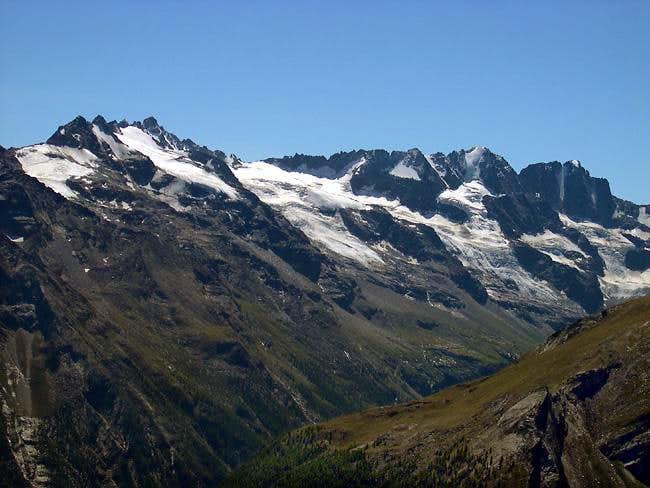 Gran Paradiso GROUP: view...