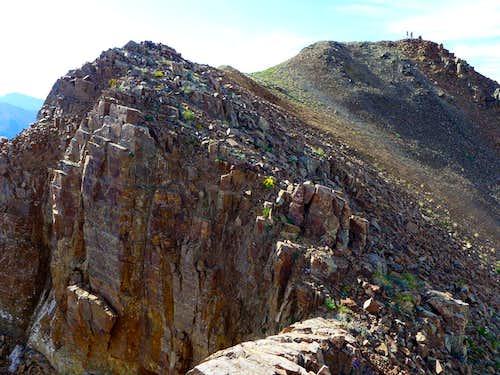 Baldy Summit Ridge
