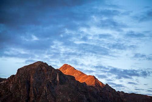 Morning Light on Mount Jasper