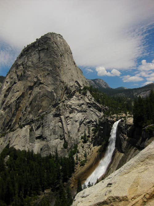 Liberty Cap/Nevada Falls