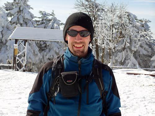 A winter hike to Wielka Sowa