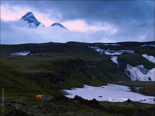 Good night volcanoes!