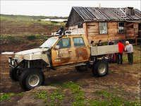 Expedition gamechanger ATV