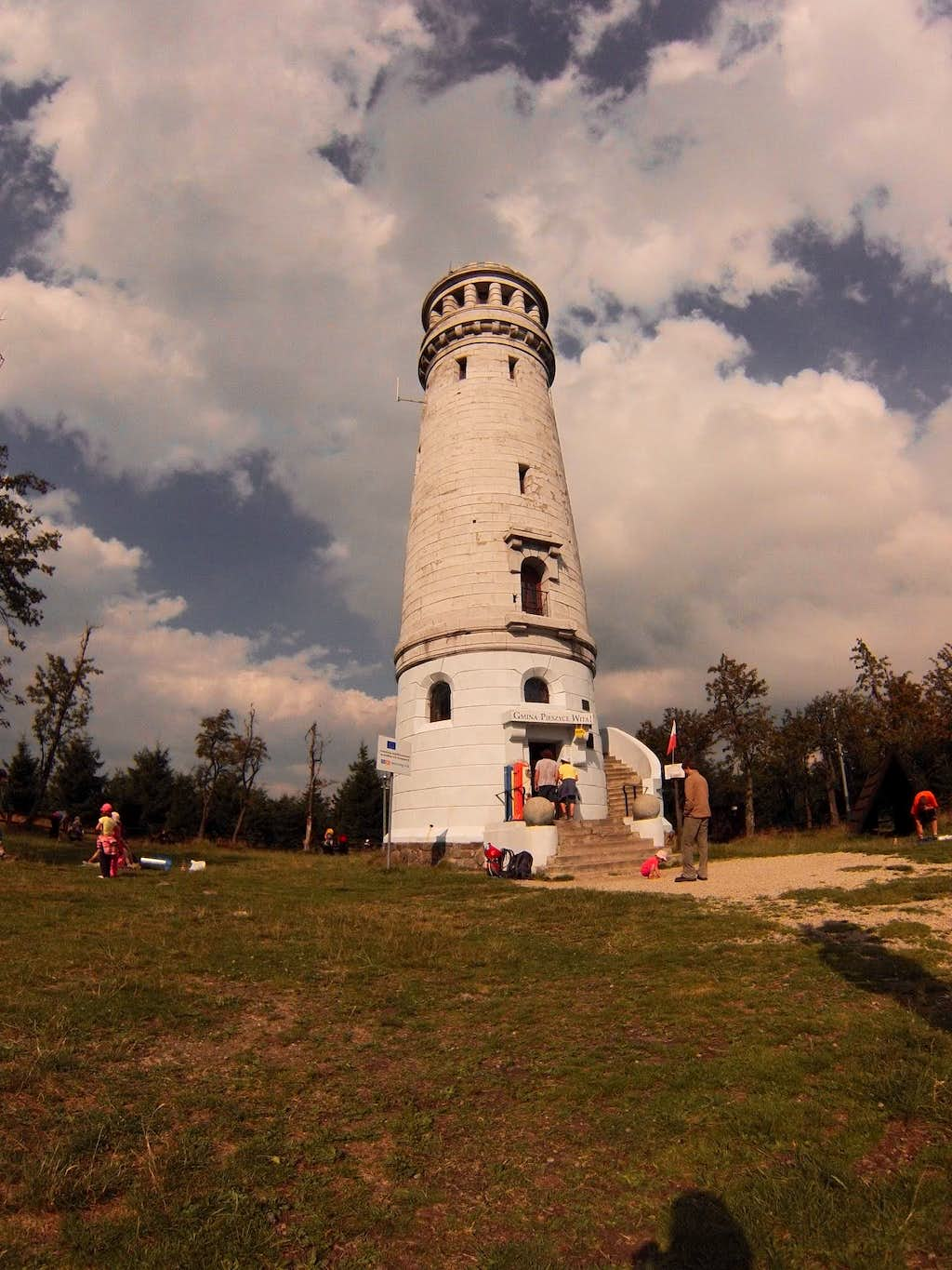 Outlook tower