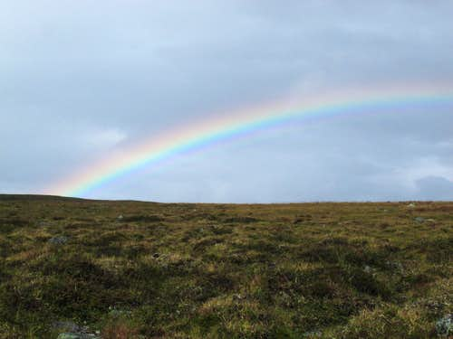 Norway, land of rainbows
