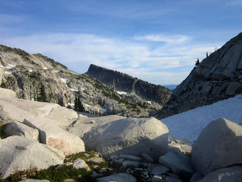 West Granite Peak