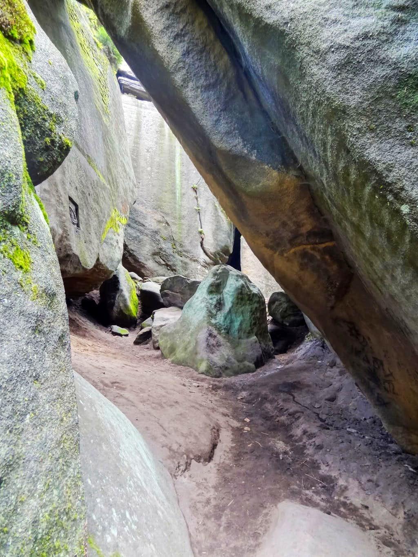 Hidden corner of Kovářová rokle