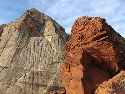 Red Rock in Red Rock