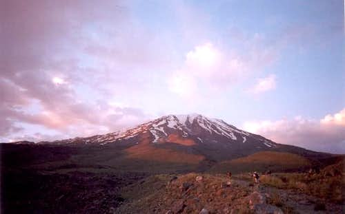 Approach to Ararat at...