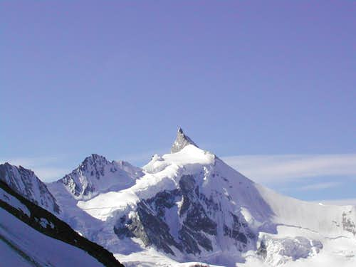 Zinalrothorn from the...