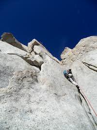 Fun, steep corner