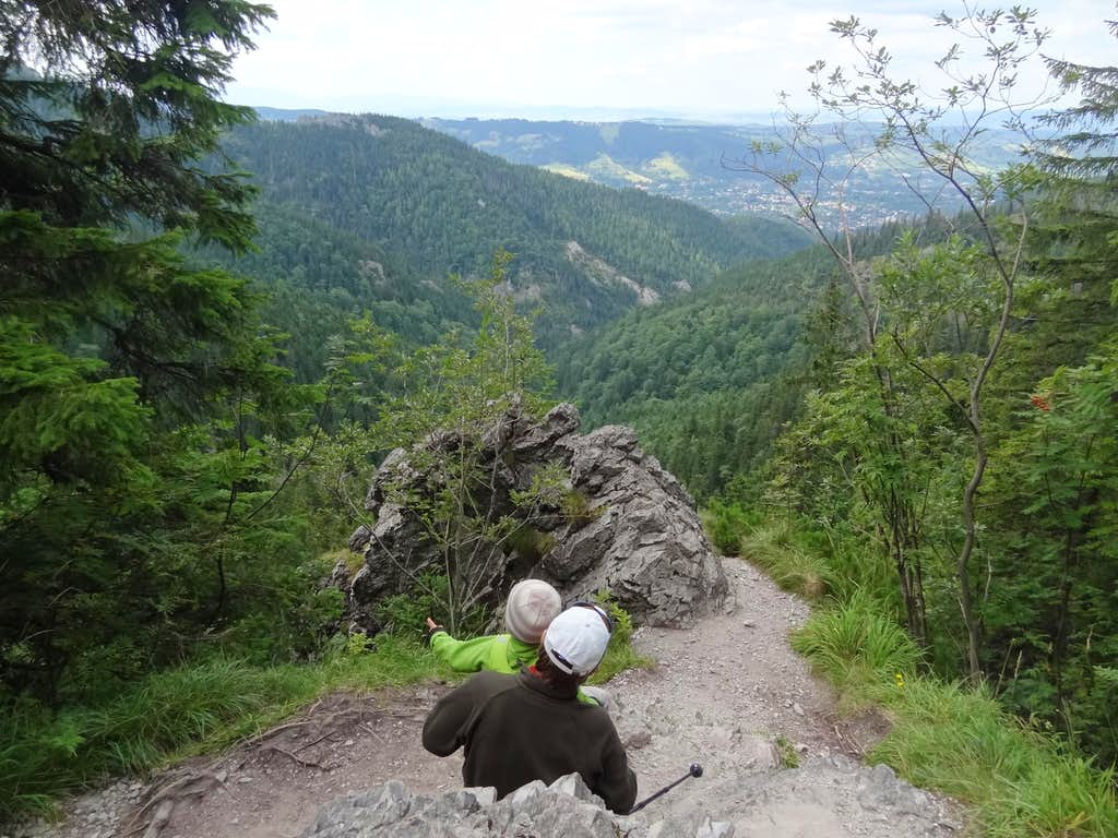 Viewpoint over Zakopane