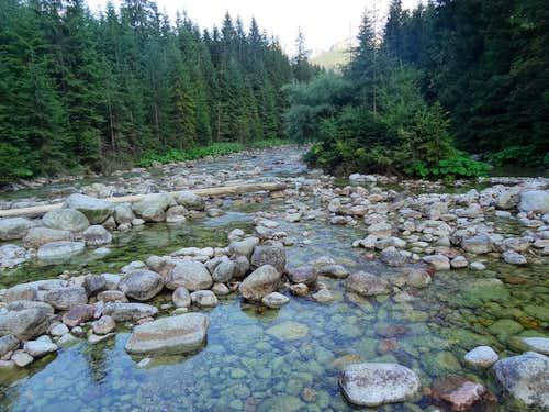 Javorova river