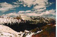 Snowmass from Buckskin Pass...