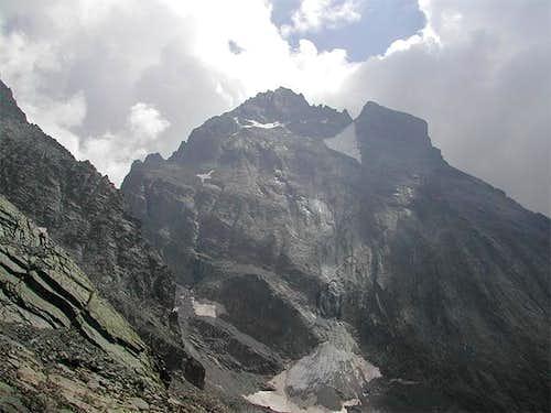 Monviso. (august 2003)