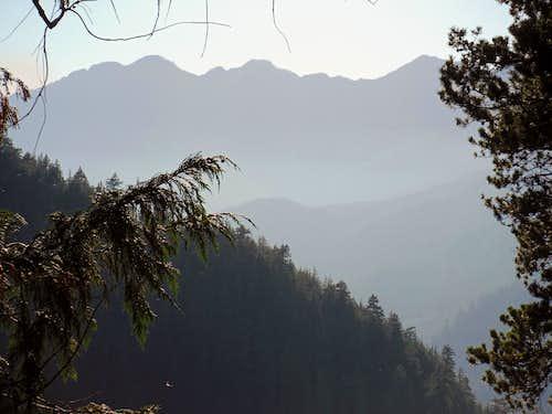 Green and Moolock Mountain