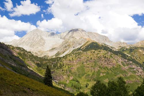 Snowmass Mountain & Hagerman Peak
