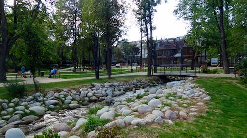 Park Józefa Piłsudskiego