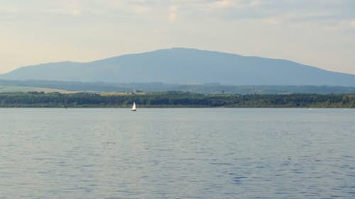 Pislko from Orava reservoir