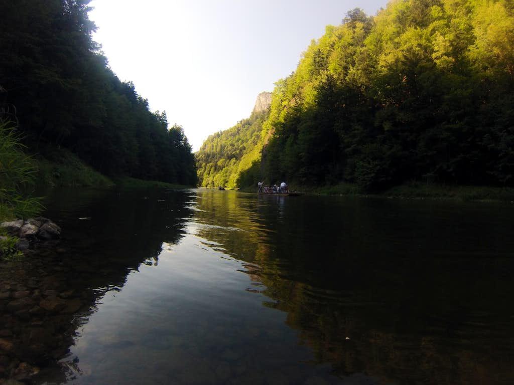 On the Dunajec