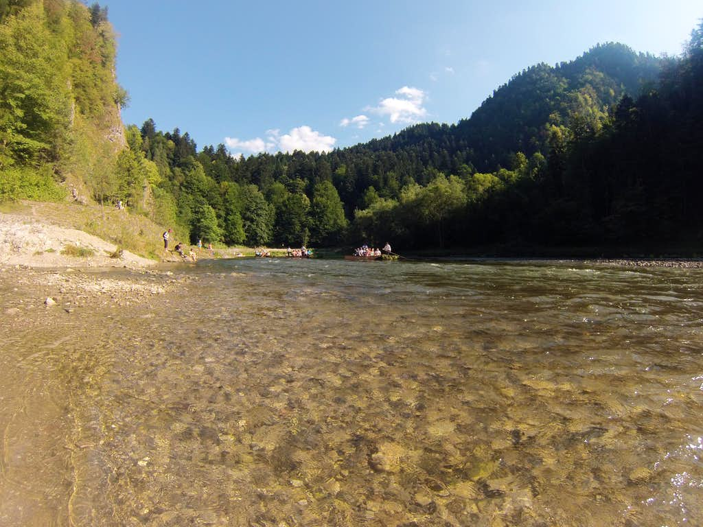 On the Dunajec