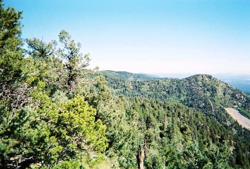 Manzano Peak