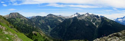 Goat Mountain Pano