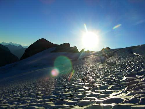 Kololo Peaks in 24 Hours