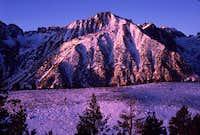 Mount Alice and Buck Mountain