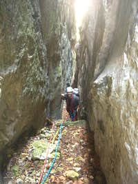 No Dally Alley- Seneca Rocks WV