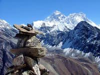 Everest view from Goyko Ri