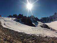 Glacier des Amethystes