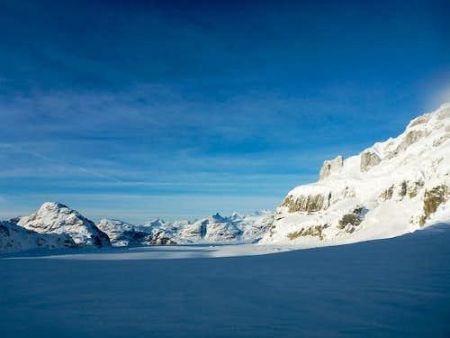 Patagonian Northern Ice Cap - Cerro Turret & Escuela