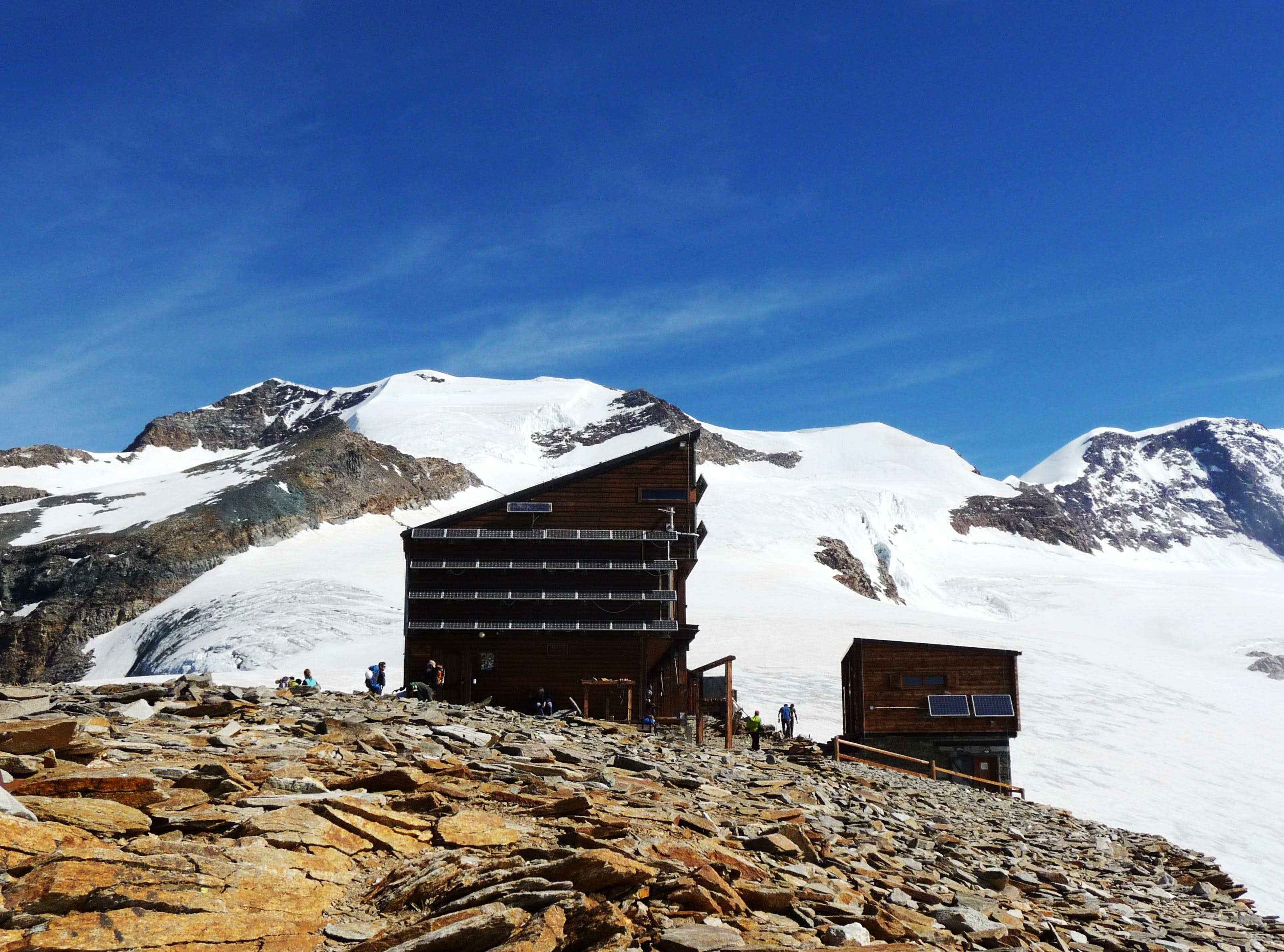 Quintino SELLA Hut