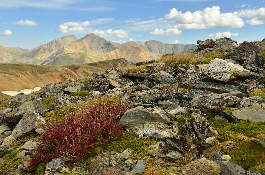 Hiking Santa Fe Peak